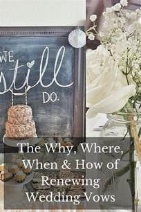 wedding vow renewal ideas i do take two renewing wedding vows i do take two