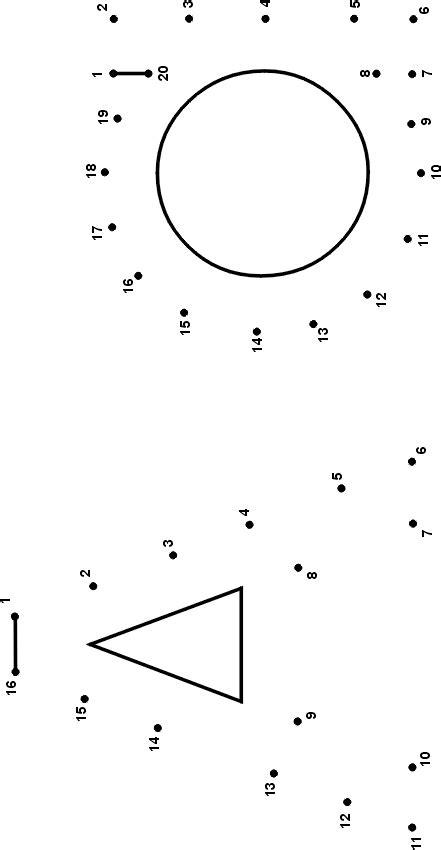 disegni unisci  puntini delle lettere dellalfabeto