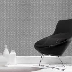 papier peint intiss 233 origami gris leroy merlin