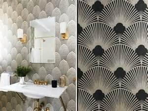 Papier Peint Luxe Deco by Les 25 Meilleures Id 233 Es De La Cat 233 Gorie Salle De Bains