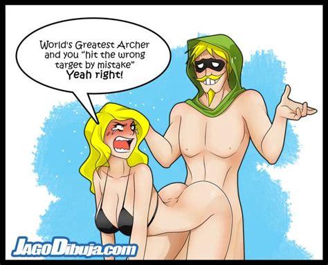 Green Arrow Jago Comics Sex 2876628 Marvel Sluts Luscious