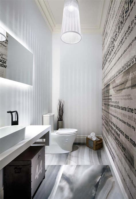 decoration des toilettes design id 233 es de d 233 coration inspirantes pour rendre nos toilettes surprenantes design feria