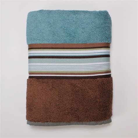 cannon eastside stripe bath towel home bed bath