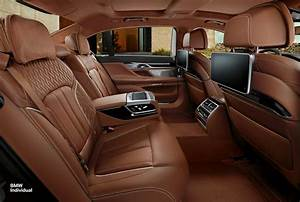 Sb Autos : 2016 bmw 7 series individual interior indian autos blog ~ Gottalentnigeria.com Avis de Voitures