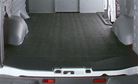 vans doormat workmat black econoline extended