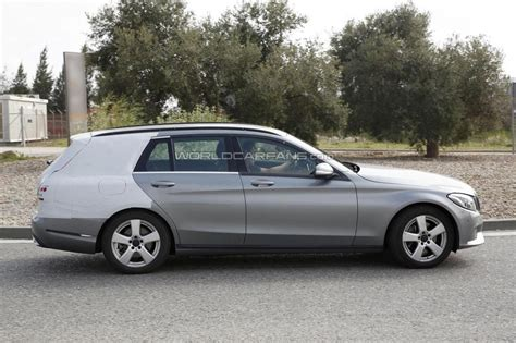 Mercedes C Class Estate Photo by 2015 Mercedes C Class Estate Photos Released With Less