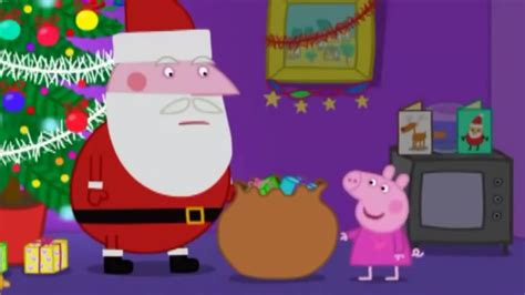 Peppa Pig Cartoons Christmas