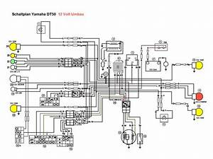 Schaltplan Yamaha Dt 50 Mx