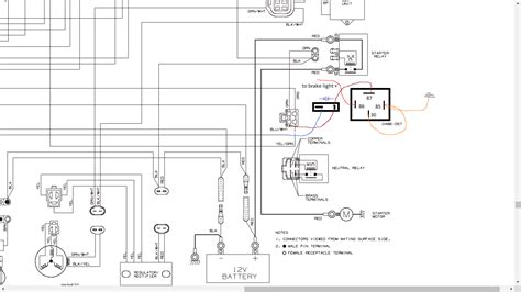 Neutral Wiring Diagram Atv by Polaris Sportsman 500 Voltage Regulator Diagram Wiring