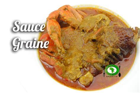 cuisine africaine facile sauce graine côte d 39 ivoire tchop afrik 39 a cuisine