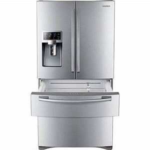 Samsung Rf4287hars French Door Refrigerator  The