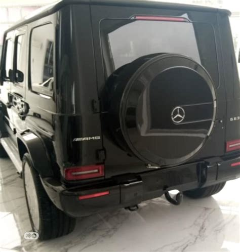 Mercedes g wagon prices in nigeria january 2020. Archive: New Mercedes-Benz G-Class 2020 Base G 550 AWD Black in Lekki - Cars, Kemi Odhomi | Jiji.ng