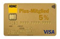 adac kreditkarten als gold silber oder prepaid kreditkarte