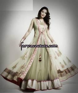 Ayesha Ibrahim Designer Maxi Gowns 2014 Pakistani Latest Fashion Designer