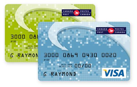 The information provided and collected on this website will be subject to the service provider's privacy policy and terms and conditions, available through the website. Visa and phone prepaid cards   Canada Post