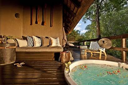Bush Camp Sabi Safari Luxury Lodges Private