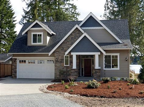 2 Story Home Designs : Two Story Lake House Plans