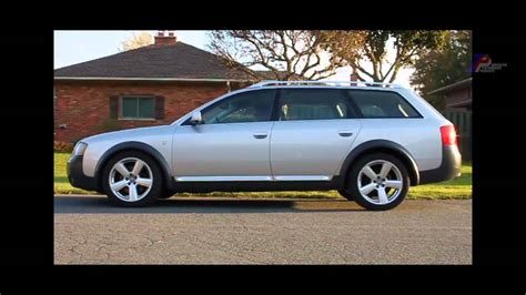 how cars engines work 2004 audi allroad navigation system audi allroad quattro air suspension ipp arms lift lowering kit youtube