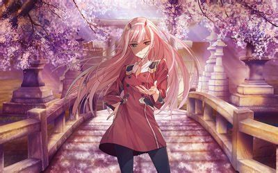 wallpapers   sakura manga park darling