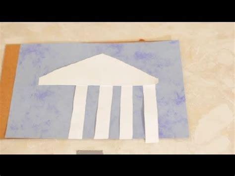 greece crafts  preschoolers crafts  kids youtube