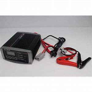 Ic2500 Projecta Battery Charger 25amp With Anderson Plugs