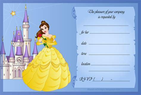 disney princess invitations photo products