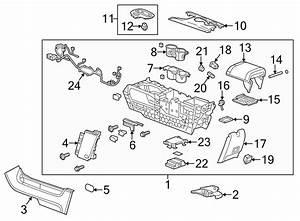 Chevrolet Malibu Console Wiring Harness  Front   Ls Model