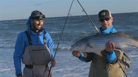 Behind The Scenes Of Episode #1 Of My Fishing Cape Cod Tv