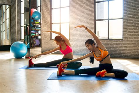 yoga gym kettlebell