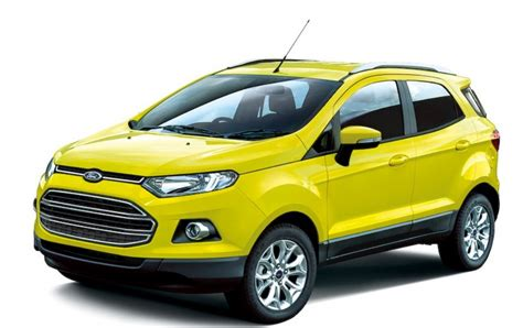 Ford Ecosport Car Price List, Specifications, Mileage