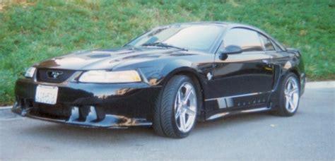 1999 Saleen S281 Mustang