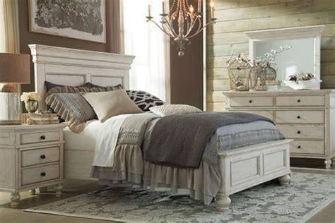 bed frameking ashley