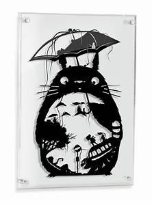 My Neighbor Totoro Art Studio Ghibli Miyazaki Papercut