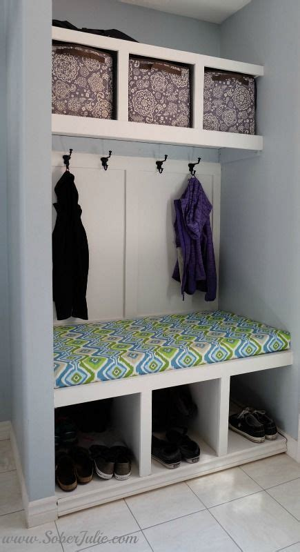 Front Entry Closet Organization Ideas by Front Entry Closet Makeover Diy Home Decor