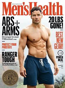 Press Release: Men's Health Unveils Fresh Look And New ...