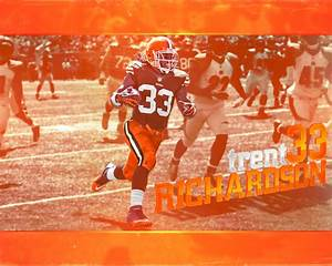 Trent Richardson Browns Wallpaper   www.imgkid.com - The ...