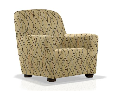Stretch Armchair Cover Evora
