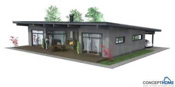 modern 2 house plans affordable home plans affordable modern house plan ch61