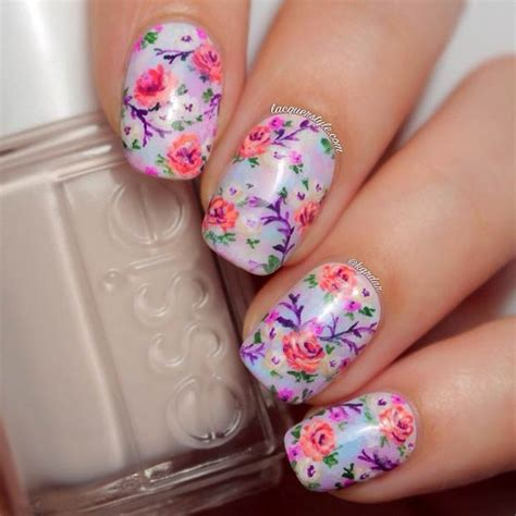 flower nail designs 50 flower nail designs for stayglam