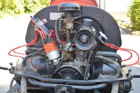 venerable vw air cooled engine