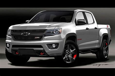 Chevrolet Colorado 2020 by 2020 Chevy Colorado Redesign Release Date And Price