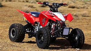 Project Honda Trx400 With Dirth Wheels Magazine