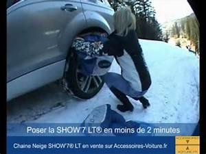 Chaine Neige Scenic 4 : chaine neige show 39 7 montage et utilisation youtube ~ Melissatoandfro.com Idées de Décoration