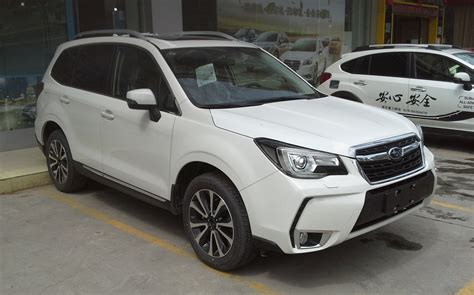 Premium, from $28,845, is next. Subaru Forester - Wikiwand