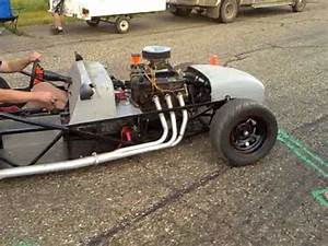 Kristians homebuilt locost race car - YouTube
