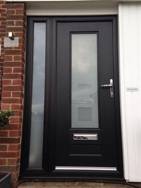 black  popular colour  front doors
