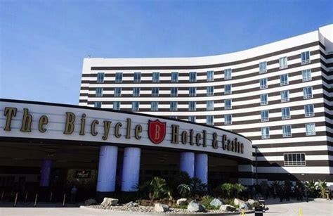 Bicycle Casino Reopens After Raid By Federal Officials
