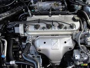 2001 Honda Accord Ex Sedan 2 3l Sohc 16v Vtec 4 Cylinder Engine Photo  38756353