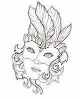 Mask Coloring Gas Pages Drawing Printable Draw Paint Getcolorings sketch template