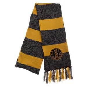 fantastic beasts and where to find them newt scamander black yellow jacquard scarf